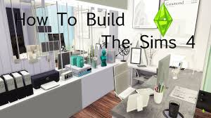 architect home office. how to build a room young architect home office the sims 4 youtube n