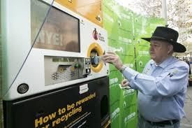 Reverse Vending Machine Australia Inspiration Vending Machines With A Twist Altmedia