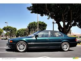 BMW Convertible bmw 740il 2000 : Oxford Green Metallic 2000 BMW 7 Series 740i Sedan Exterior Photo ...