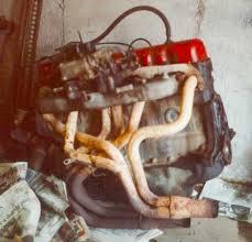 jeep engine amc i 258 i6 side