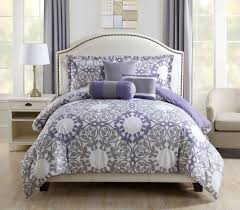 fabulous lavender and gray bedding comforter sets reversible