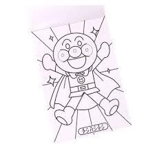 アンパンマン 塗り絵 ぬりえコレクション みんなあつまれ サンスター文具 幼児文具 日本製