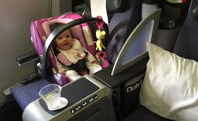 10 tips for flying with your baby