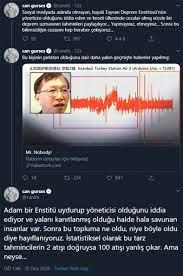 Deprem Tahmin Eden Dyson Lin Neden Güvenilir Değil?