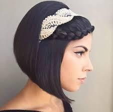 أجمل تسريحات الشعر القصير وطرق تنفيذها Ellearabia