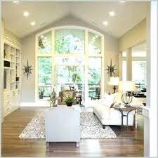 Lighting for vaulted ceilings Crown Molding Recessed Light Vaulted Ceiling Lighting Can Lights The Best Option Halo Sloped Trim Ligh Dirtyoldtownco Vaulted Ceiling Recessed Lighting Qualitymatters