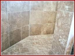 no grout tile t bathroom corners colors shower cleaning floor l and stick
