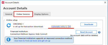 Downloadable Check Register Quicken Says There Are Transactions To Accept But I Do Not See Any