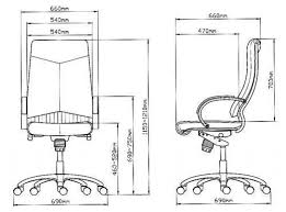 chair standard size cerca con google standard size in office chair standards