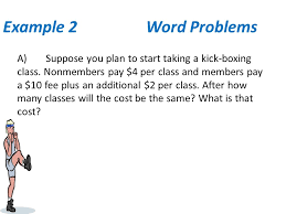 example 2 word problems