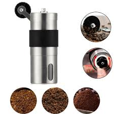It's ready to go grinder for people who have to travel with a portable coffee grinder. Onyx Kitchen Premium Ceramic Burr Manual Coffee Bean Grinder Aeropress Comp For Sale Online Ebay