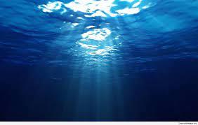 Deep Blue Ocean Wallpapers - Top Free ...