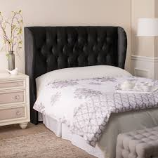 Cover Headboard With Fabric Bedroom Interesting Padded Headboard For Bedroom Decoration Ideas