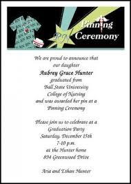Nursing Graduation Party Invitations Voted Best Ceremony Invitation For Nursing Graduation With