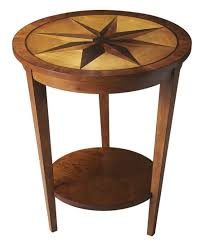 Cherry accent table Furniture Love This Product Walnut Cherry Accent Table Zulily Walnut Cherry Accent Table Zulily