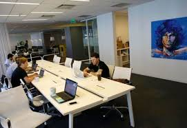 web design workspaces workspace office interior. Goodbye Home Offices: Shared Workspaces Gaining Ground Web Design Workspace Office Interior