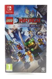 Nintendo Switch LEGO The Ninjago Movie