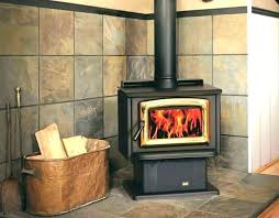 wood burning fireplace with gas starter ga tarter ing stove