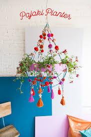 diy polish chandelier planter