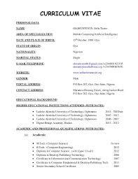 Current Resume Templates Popular Recent Resume Samples Free Career