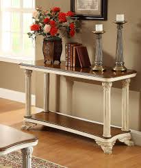 antique white sofa table. Homelegance Casanova II Sofa Table - Antique White Price : $454.00 Antique White Sofa Table F