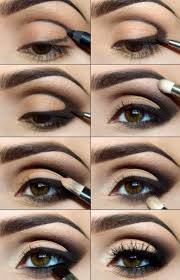 atn this smokey eye look with mary kay mineral eye shadows in how to make eyes