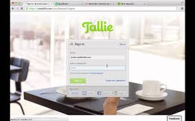 online expense report tallie expense report software quickbooks online integration youtube