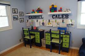 Kids Shared Bedroom Boys Shared Bedroom Lego Theme The Kid Friendly Home