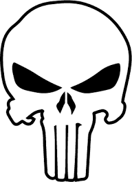 punisher template - Google Search | Season of Spook | Pinterest ...