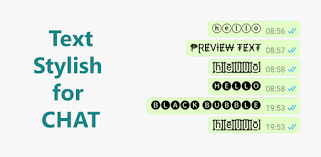 Chat Styles: Cool <b>Font</b> & <b>Stylish</b> Text for WhatsApp - Apps on Google ...