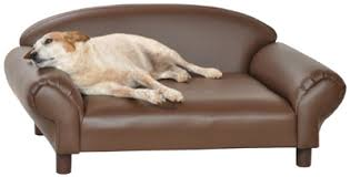 big dog furniture. Isadora Pet Sofa Brown Faux Leather Big Dog Furniture R