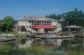 Bewitched Pet Friendly Townhouse On Tidal Creek Edisto Beach