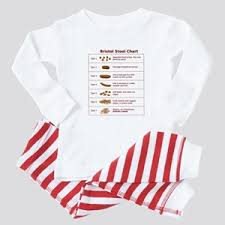 Bristol Stool Chart Baby Pajamas Cafepress