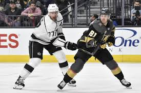 2018 Nhl First Round Playoff Preview Los Angeles Kings Vs