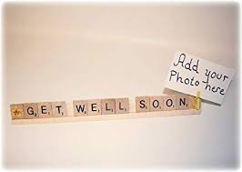 Doctors Note For A Cold Amazon Com Get Well Soon Photo Frame Get Well Sick Doctor