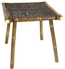 oriental outdoor furniture. japanese bamboo end table traditionalsidetablesandendtables oriental outdoor furniture