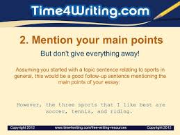 writing the introduction to an essay ppt  8 2