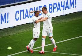 ЦСКА - Зенит. Онлайн-трансляция 20 июня 19:00