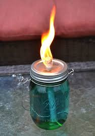 i am in love with these mason jar citronella torches so easy and so inexpensive