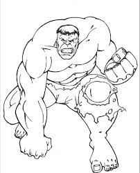 Hulk Coloring Pages Printable Coloring Pages Ideas Hulk Coloring