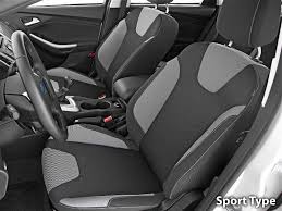 ford focus normal seats ford focus sports seats