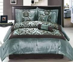 blue and brown bedding blue and brown bedding sets king size blue comforter sets blue brown