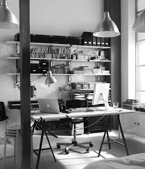 black white home office inspiration. home office design inspiration offices in small space interior ideas furniture black white