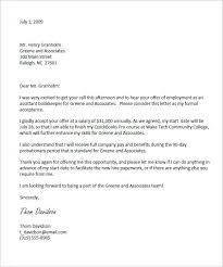 10 Best Sample Acceptance Letters Images On Pinterest Acceptance