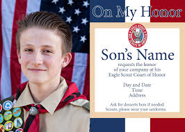 Eagle Party Decorations Scout Court Of Honor Ideas And Free Printables