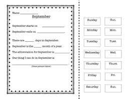 Calendar To Fill In 12 Month Fill In Calendar Set