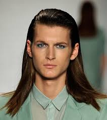 Long Hair Style Men stylish hairstyle for long hair men 6 hairzstyle 8041 by wearticles.com