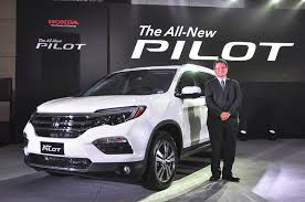 new car releases 2016 philippines2016 Honda Pilot launched in the Philippines  C Magazine