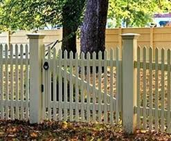 wood picket fence gate. Picket Fence Gates Wood Gate Entrance And More From .