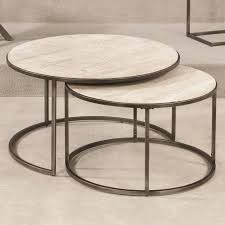modern basics round cocktail table with nesting tables by hammary coffee toronto 1eb3eb8719b0457fc6a60f8a26f